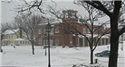 City Hall in the Snow