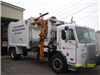 City of Wadsworth Sanitation Department Garbage Truck