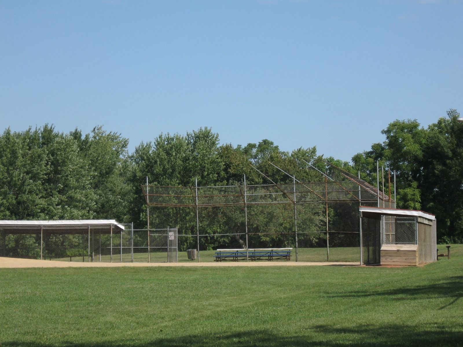 New Bird Park Baseball Field