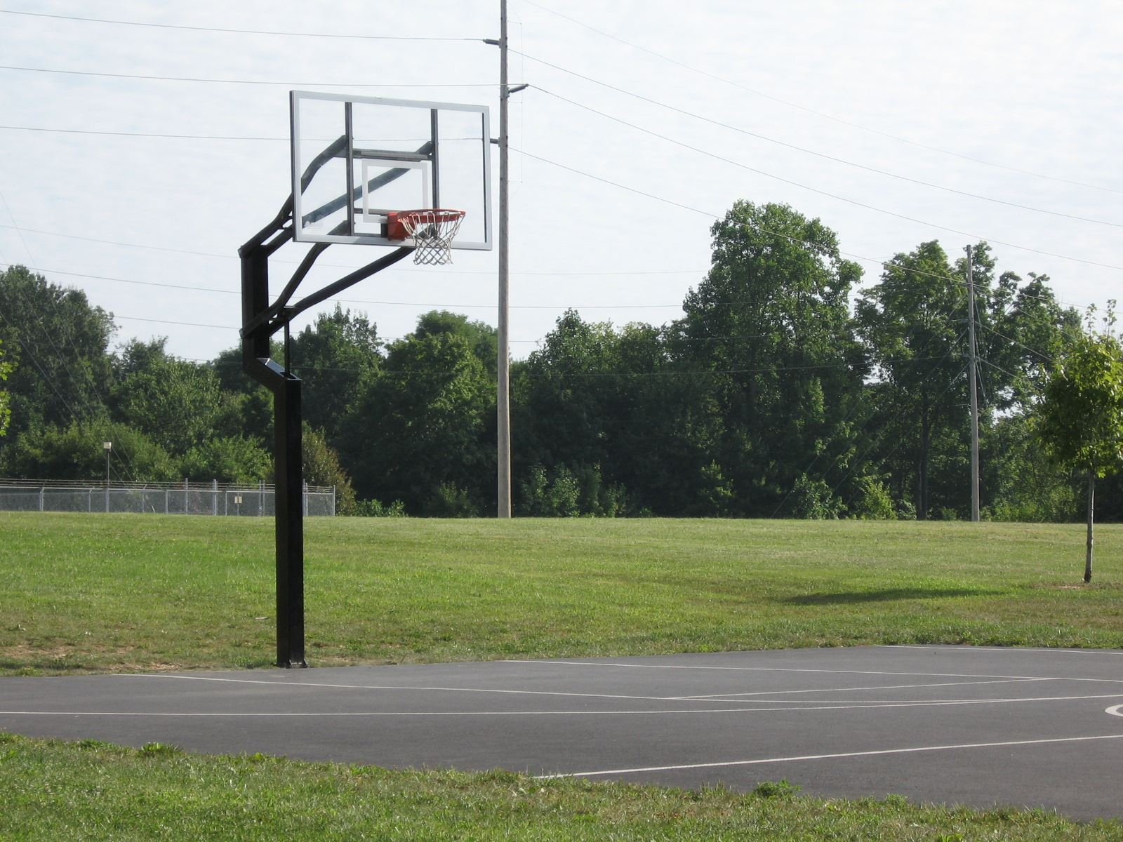Friedt Park Basketball Court