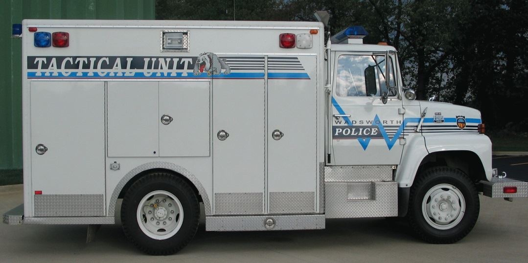 Wadsworth City SWAT Vehicle (PDF)