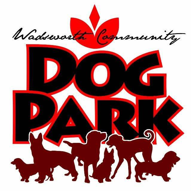 Wadsworth Community Dog Park Logo