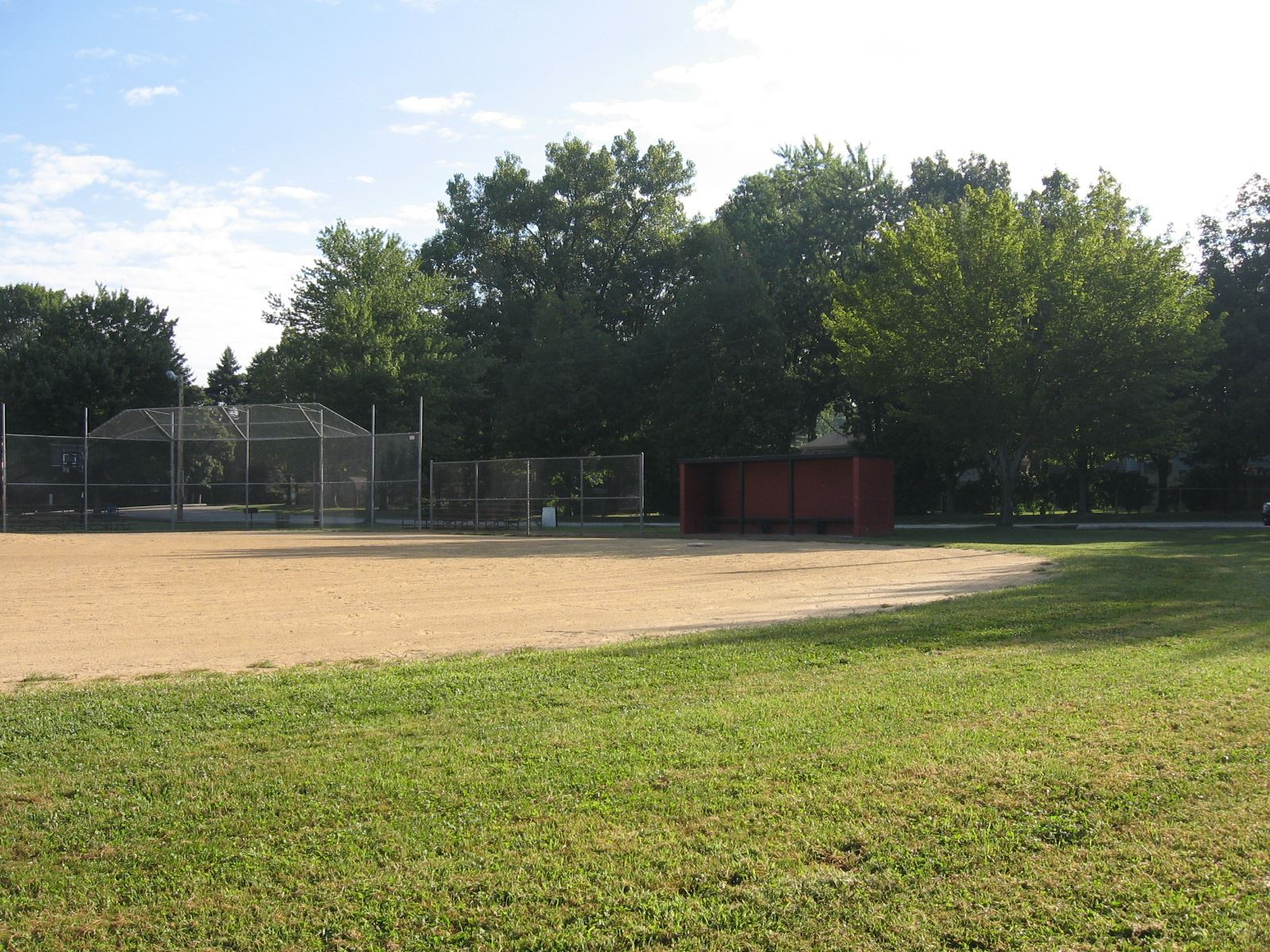 Valley View Park Baseball Field