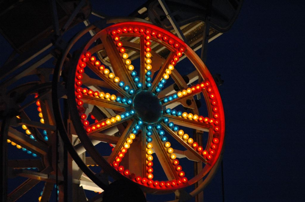 Carnival Ride Lights