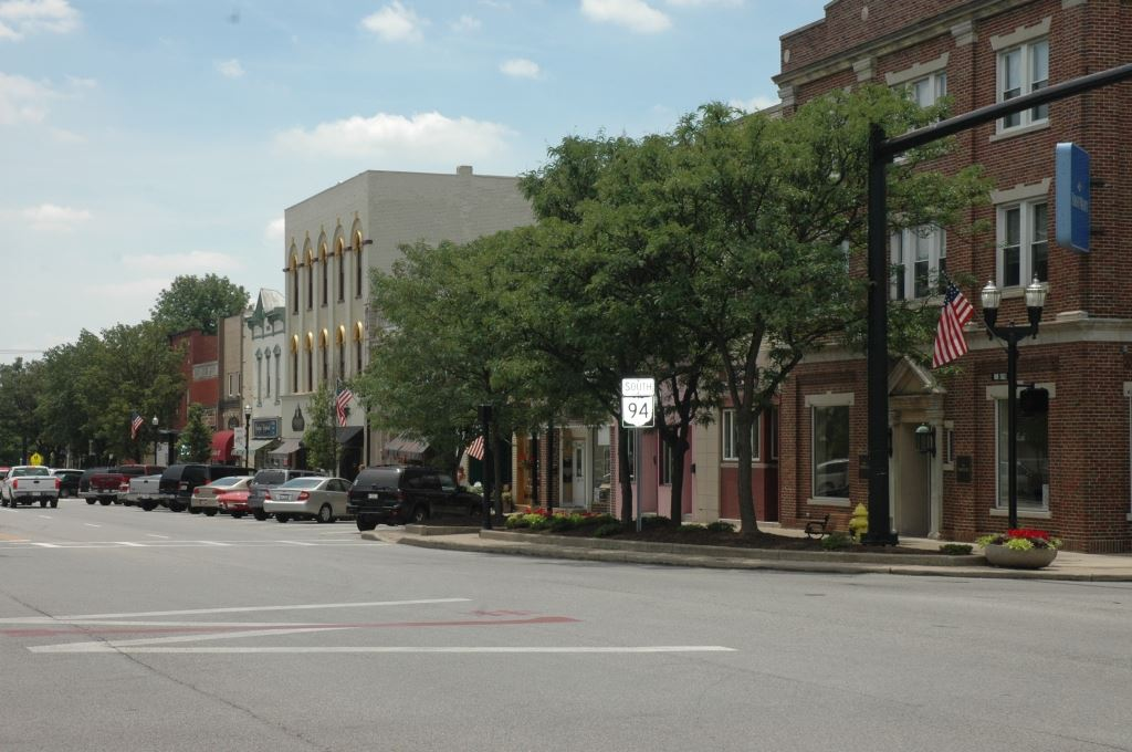 Downtown Wadsworth