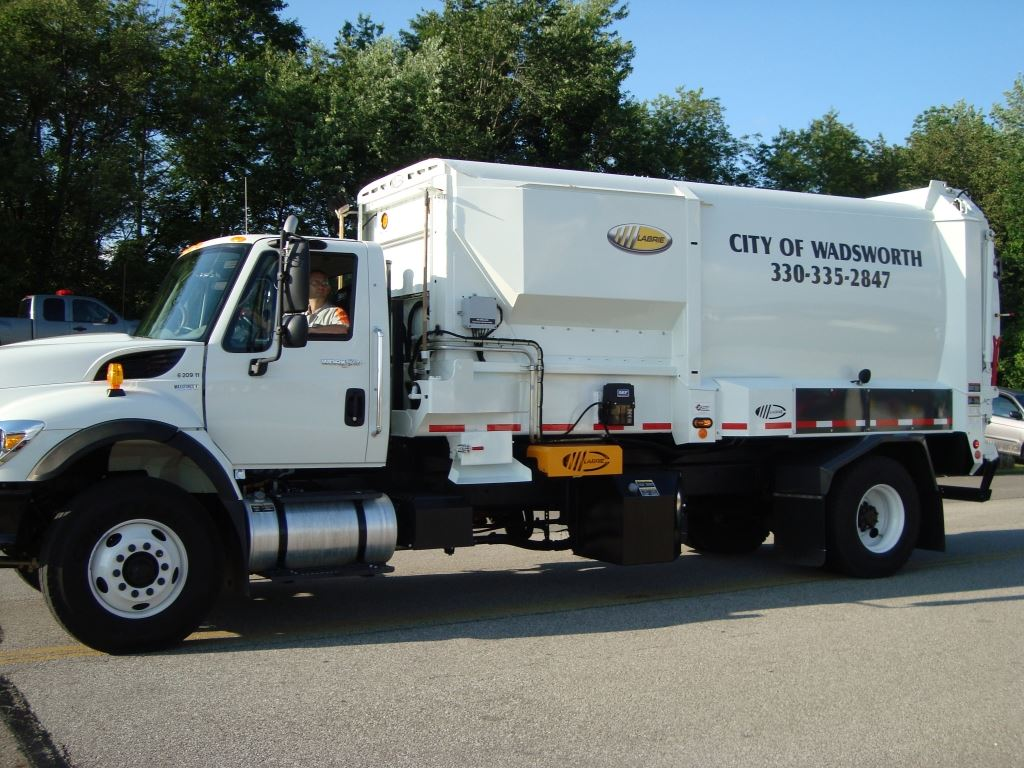 City of Wadsworth Truck