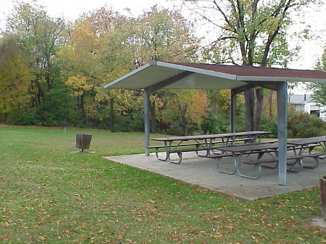 Terraceview Park Picnic Table Shelter