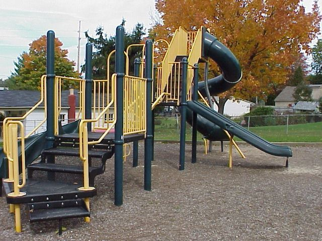 Terraceview Park Playground Equipment