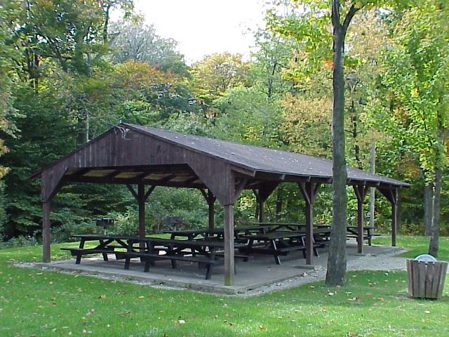 New Bird Park Picnic Shelter