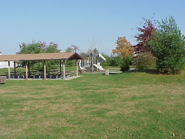 Friedt Park Pavilion and Playground