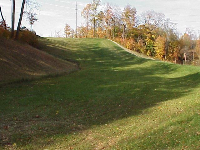 Friedt Park Sledding Hill