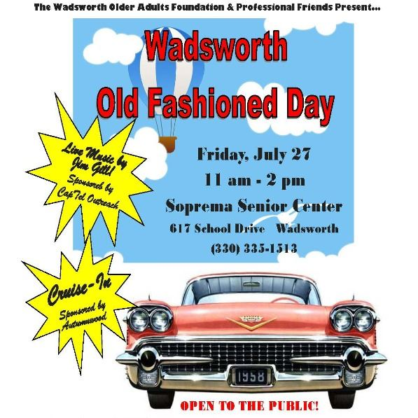 2018 Old Fashioned Day Flyer (2)