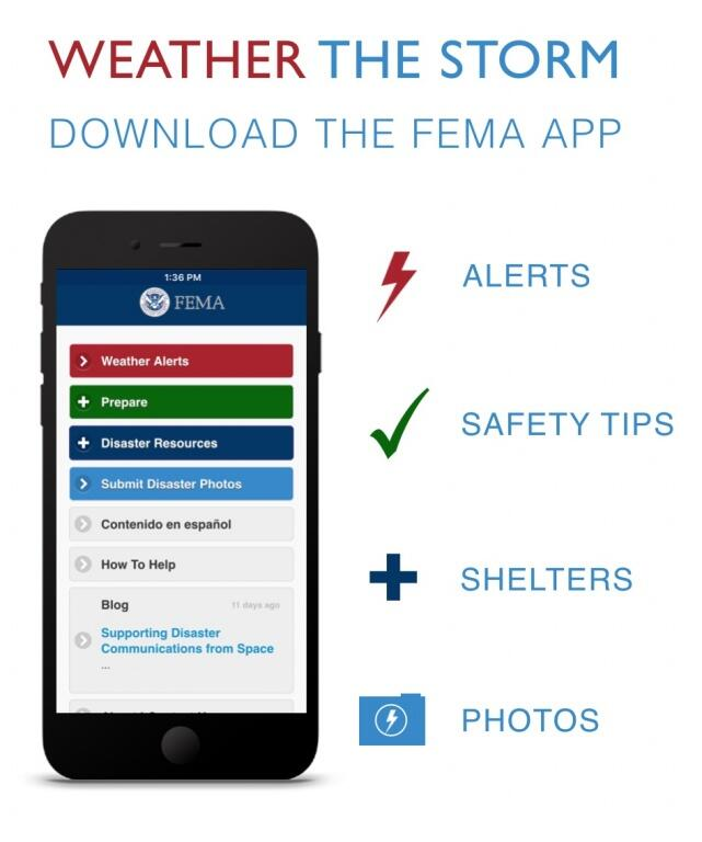 Fema App for Matt