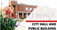 City Hall and Public Building Partial Closures