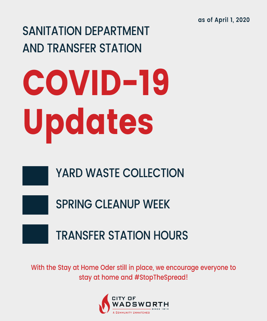 Transfer Station Update