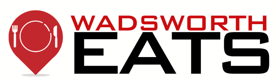 Wadsworth eats and shops logo