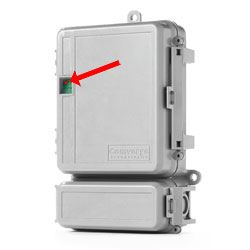 Outdoor Switch with Arrows