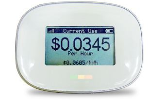 Rounded Thermostat