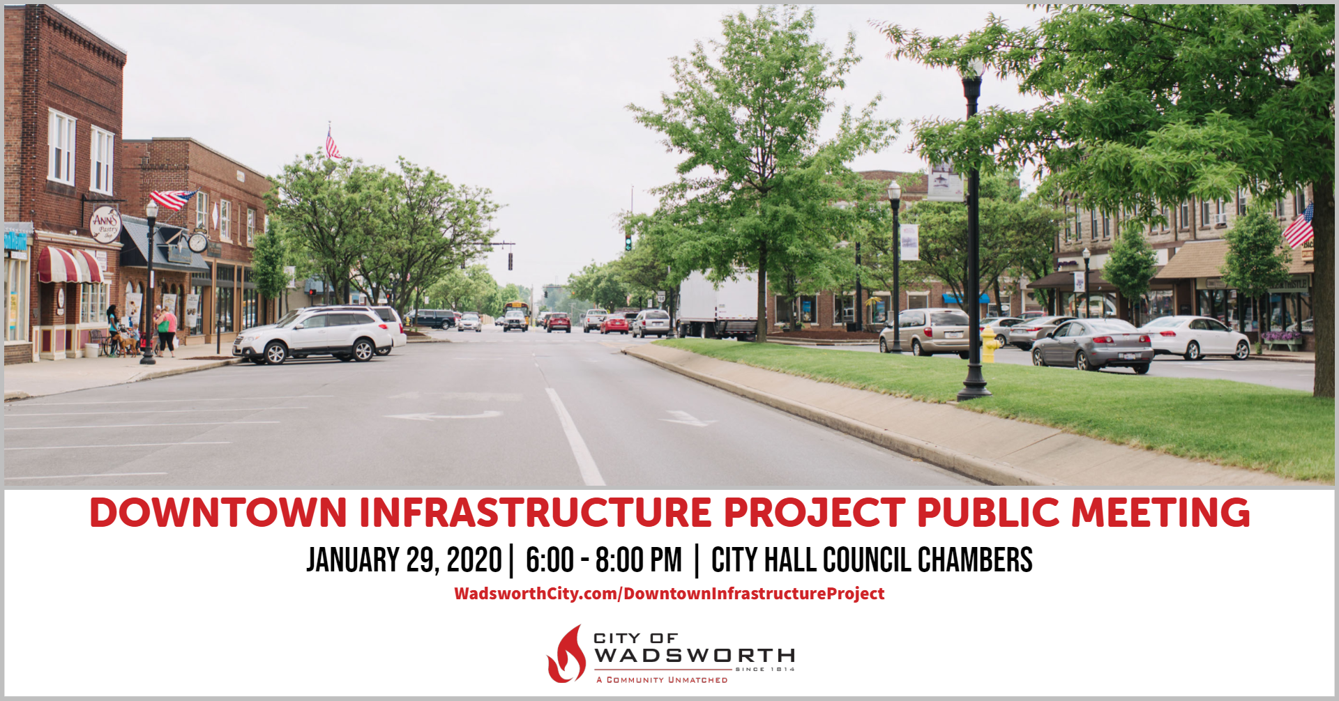 Downtown INF. Public Meeting